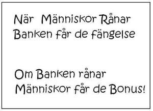 Den svenska banken
