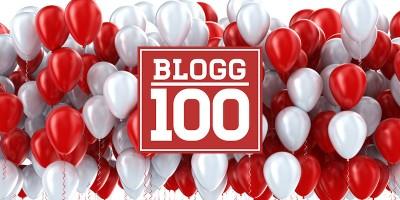 Blogg 100 festar