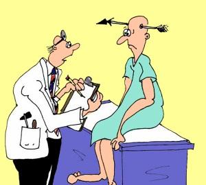 Läkarbesök