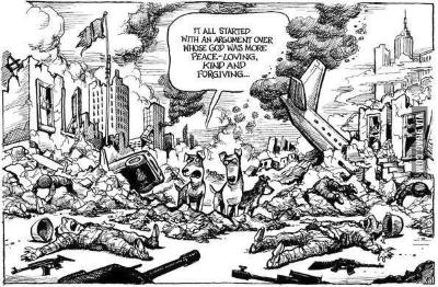 Varför krigar vi