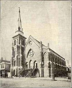 Emanuel AME Church i Charleston