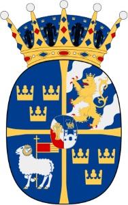 Hertiginnan av Gotlands vapen