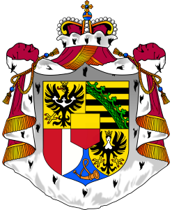 Liechtensteins statsvapen