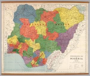 Nigerias karta
