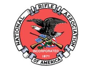 NRA - skjutgalna amerikaner