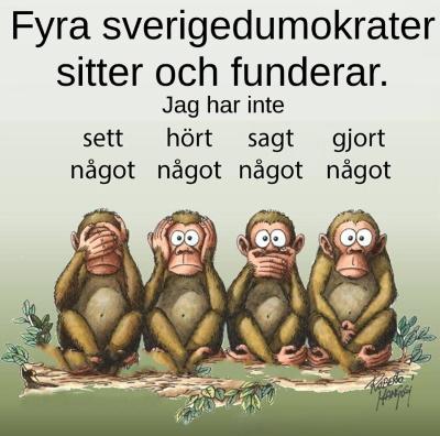 Sverigedumokrater