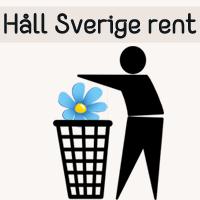 Håll Sverige rent från Sverigedumokraterna