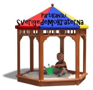 Den Sverigedemokratiska sandlådan