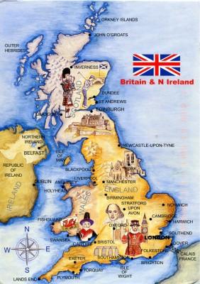 Britain & N Ireland