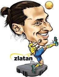 Zlatan f.d. fotbollsspelare